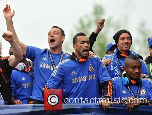 John Terry and Salomon Kalou 2