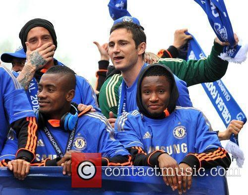 Salomon Kalou and Frank Lampard 1