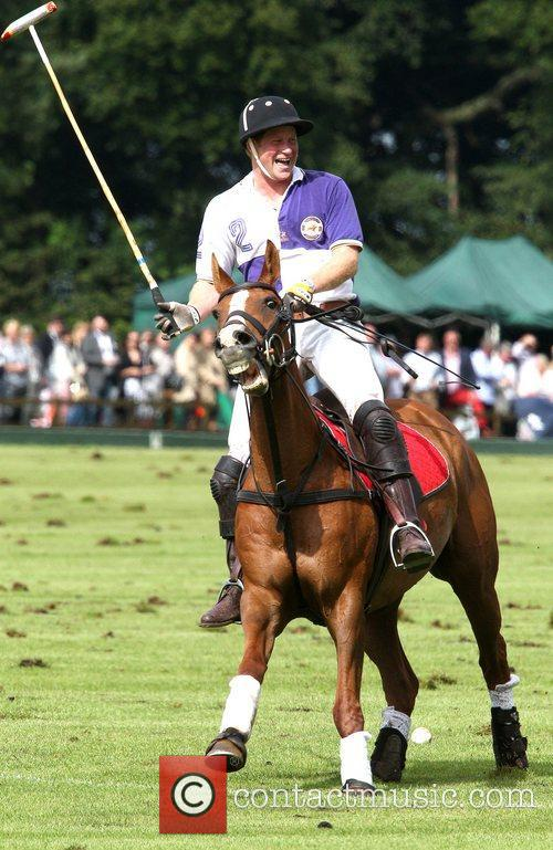 prince harry plays in a polo match at cirencester polo club 15 pictures. Black Bedroom Furniture Sets. Home Design Ideas