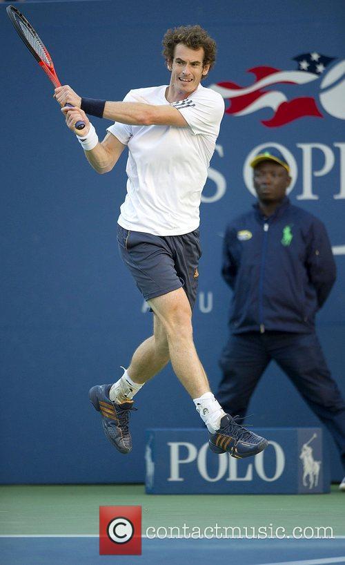 Men's singles final match on Day Fifteen of...