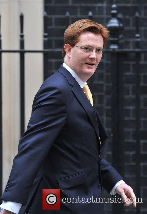 Danny Alexander Ministers arrive for a meeting at...