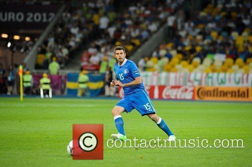 Andrea Barzagli UEFA Euro 2012 - England 0...