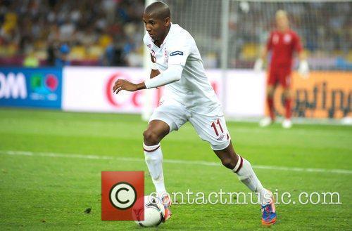 Ashley Young UEFA Euro 2012 - England 0...