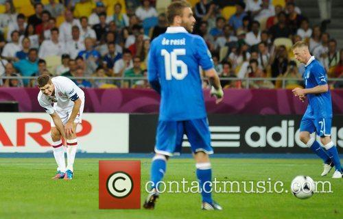 UEFA Euro 2012 - England 0 - 0...