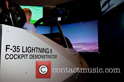 Atompshere Lockheed Martin Media Briefing and F-35 Lightning...