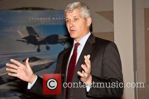 Steve O'Bryan  Lockheed Martin Media Briefing and...