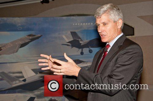 Lockheed Martin Media Briefing and F-35 Lightning II...