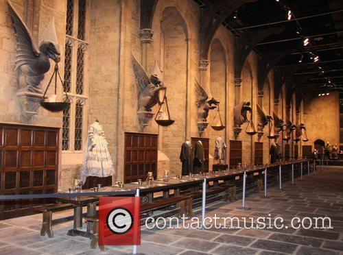 Atmosphere 'The Making of Harry Potter' Warner Bros....