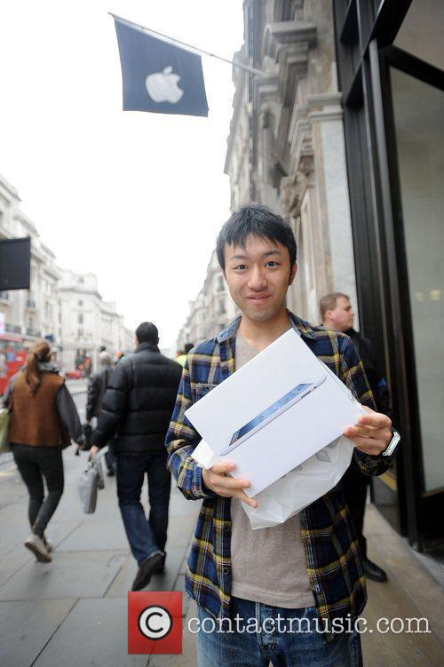Hiro from London is one of the first...