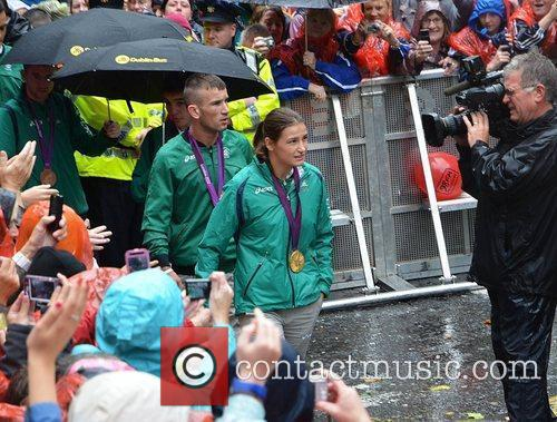 Katie Taylor and the Irish 2012 Olympic Boxing...