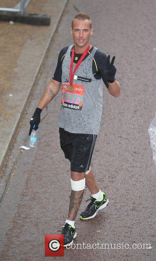 The 2012 Virgin London Marathon