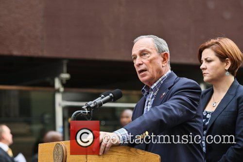 Michael Bloomberg and Midtown 3