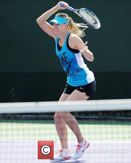 Maria Sharapova, Sony and Tennis 2