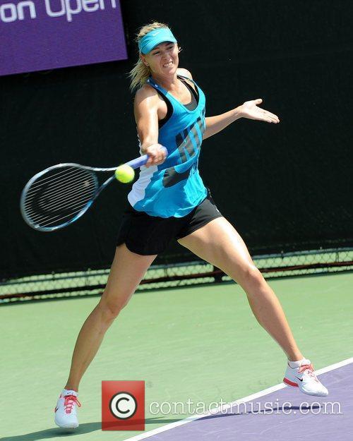 Maria Sharapova, Sony and Tennis 10