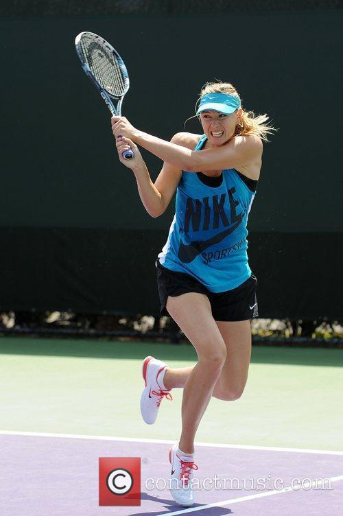 Maria Sharapova, Sony and Tennis 11