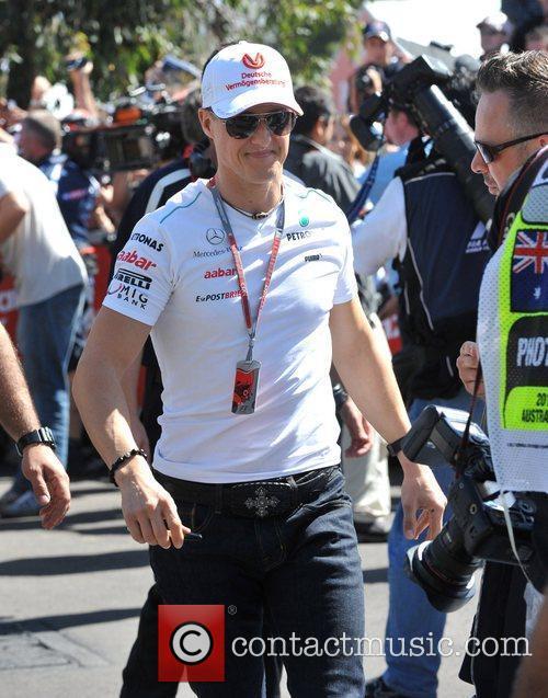 Michael Schumacher 1