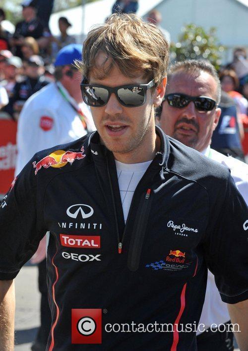 Australian Formula One Grand Prix at Albert Park