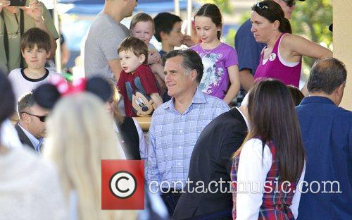Mitt Romney and Disneyland 10