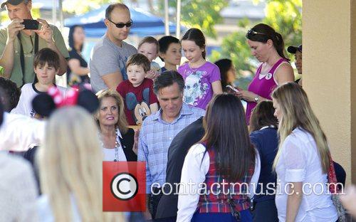 Mitt Romney and Disneyland 11