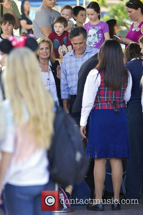 Mitt Romney and Disneyland 7