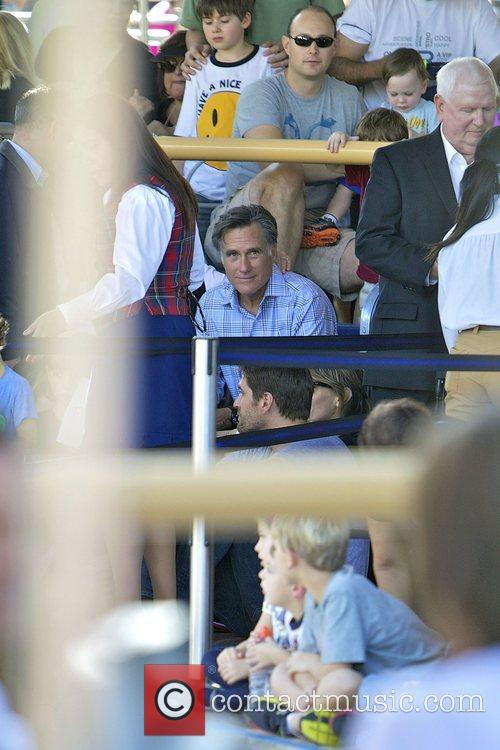 Mitt Romney and Disneyland 3