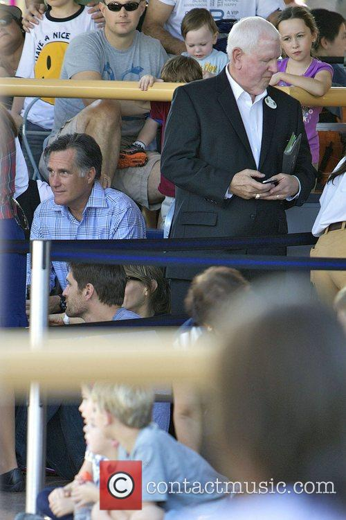 Mitt Romney and Disneyland 2