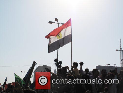 Muslim Brotherhood's Mohammed Morsi wins Egypt's presidential race....