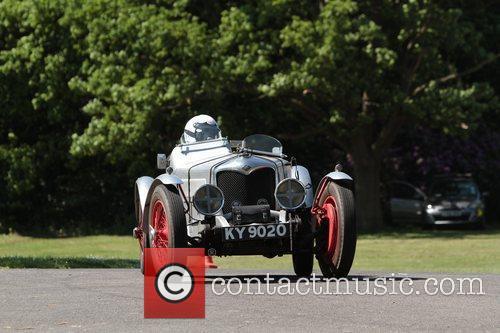 Motorsport At The Palace at Crystal Palace. A...