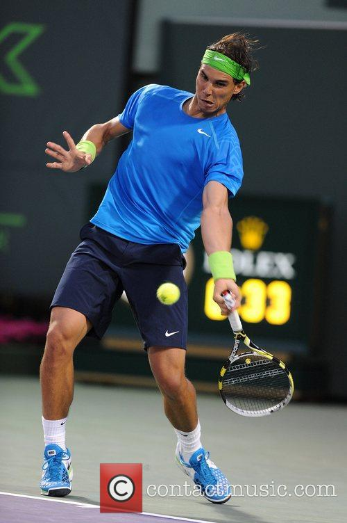 Rafael Nadal, Sony and Tennis 5
