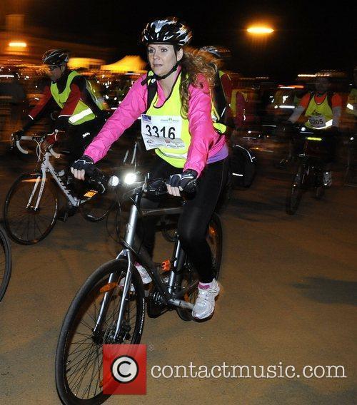 Nightrider 2012 - A unique 100km moonlit ride...
