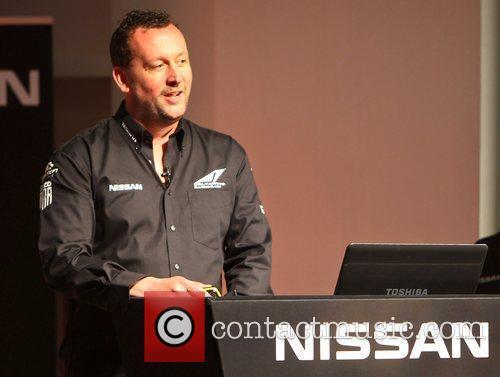 Darren Cox, GM Nissan Europe speaks about the...