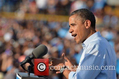 U, S, President Barack Obama, Obama, High School, Hollywood, Florida, November, Americans, Republican, Mitt Romney, Sunday and White House 5