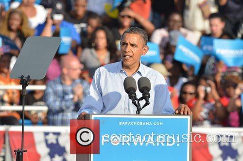 U, S, President Barack Obama, Obama, High School, Hollywood, Florida, November, Americans, Republican, Mitt Romney, Sunday and White House 3