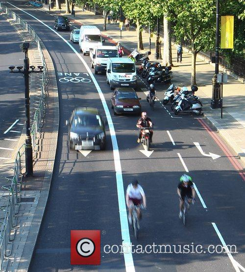 Traffic along Embankment is largely unaffected following the...