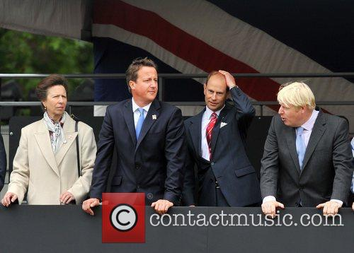 Princess Anne, David Cameron, Prince Edward, Boris Johnson...