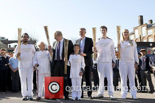 The London Organising Committee of the Olympic and...