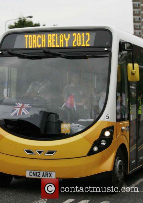 olympic fever hits maidstone kent as the 3998245