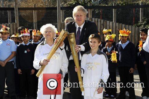 Dinah and Boris Johnson 2