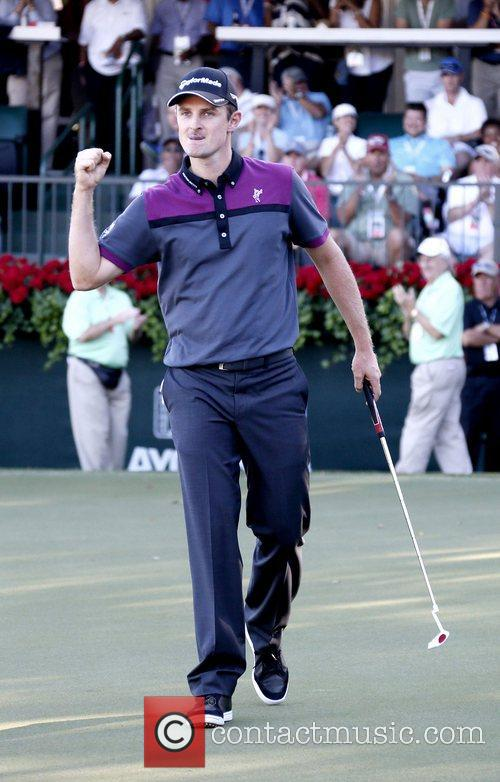 Justin Rose, Championship, Coca-cola, Playoffs and East Lake Golf Club 2