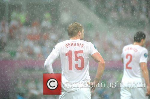 Damien Perquis UEFA Euro 2012 - Poland 0...