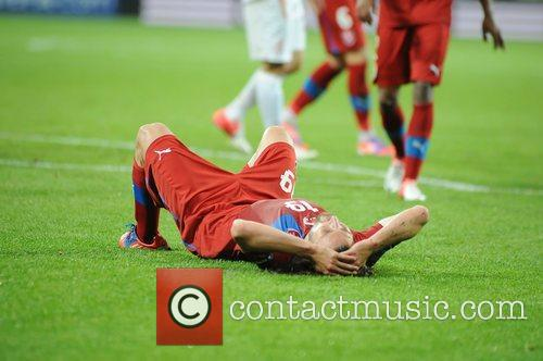 Jan Rezek UEFA Euro 2012 - Poland 0...