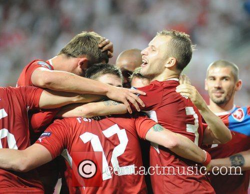 UEFA Euro 2012 - Poland 0 - 1...