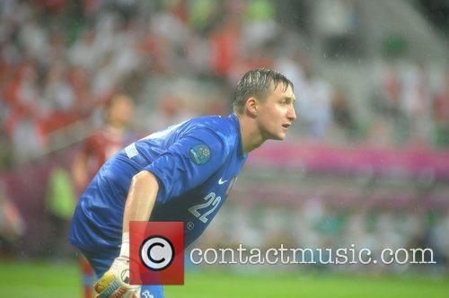 Przemyslaw Tyton UEFA Euro 2012 - Poland 0...