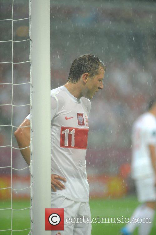 Rafal Murawski UEFA Euro 2012 - Poland 0...