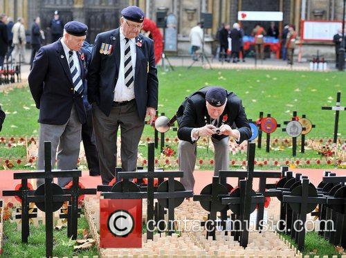 Veterans, Field, Remembrance and Westminster Abbey 15