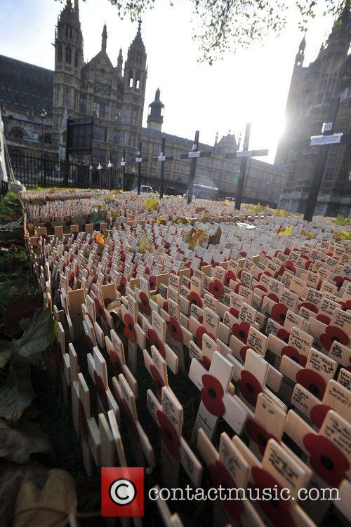 Veterans, Field, Remembrance and Westminster Abbey 14