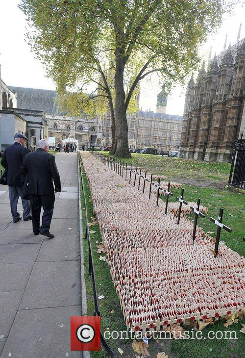 Veterans, Field, Remembrance and Westminster Abbey 2