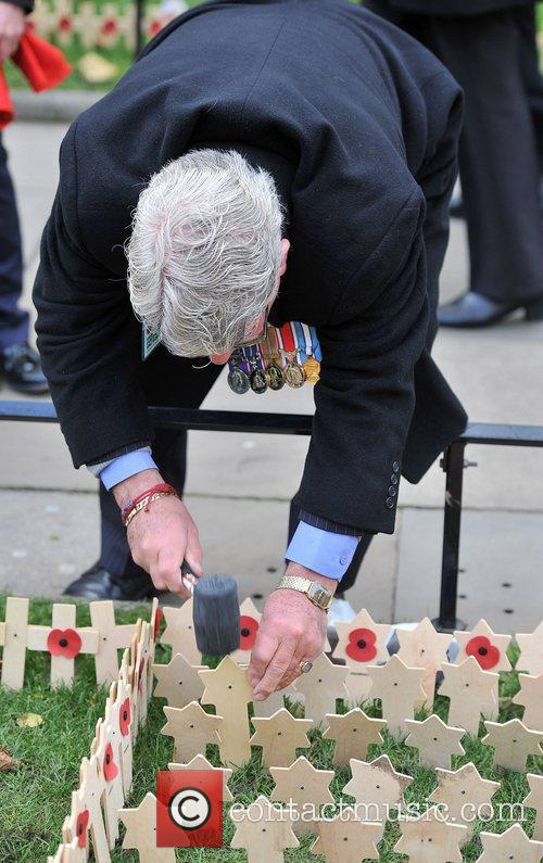 Veterans, Field, Remembrance and Westminster Abbey 13