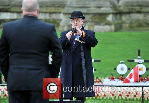 Veterans, Field, Remembrance and Westminster Abbey 7