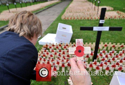 Veterans, Field, Remembrance and Westminster Abbey 20